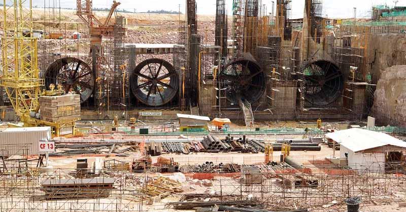 Veja quais são as etapas para construção de uma Hidrelétrica