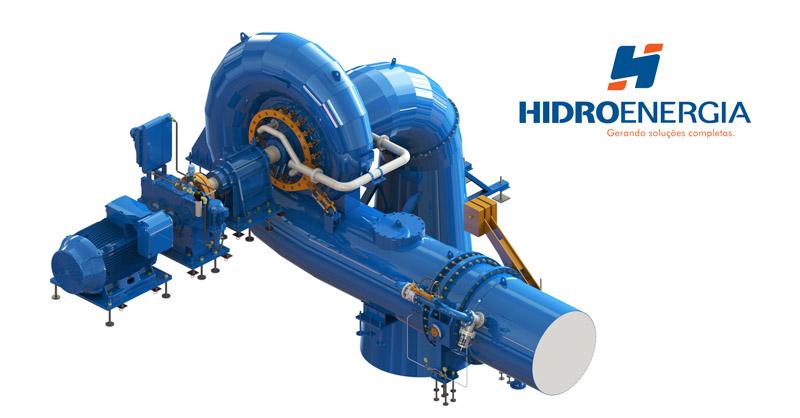 Tipos de Turbinas Hidráulicas: Conheça os principais modelos
