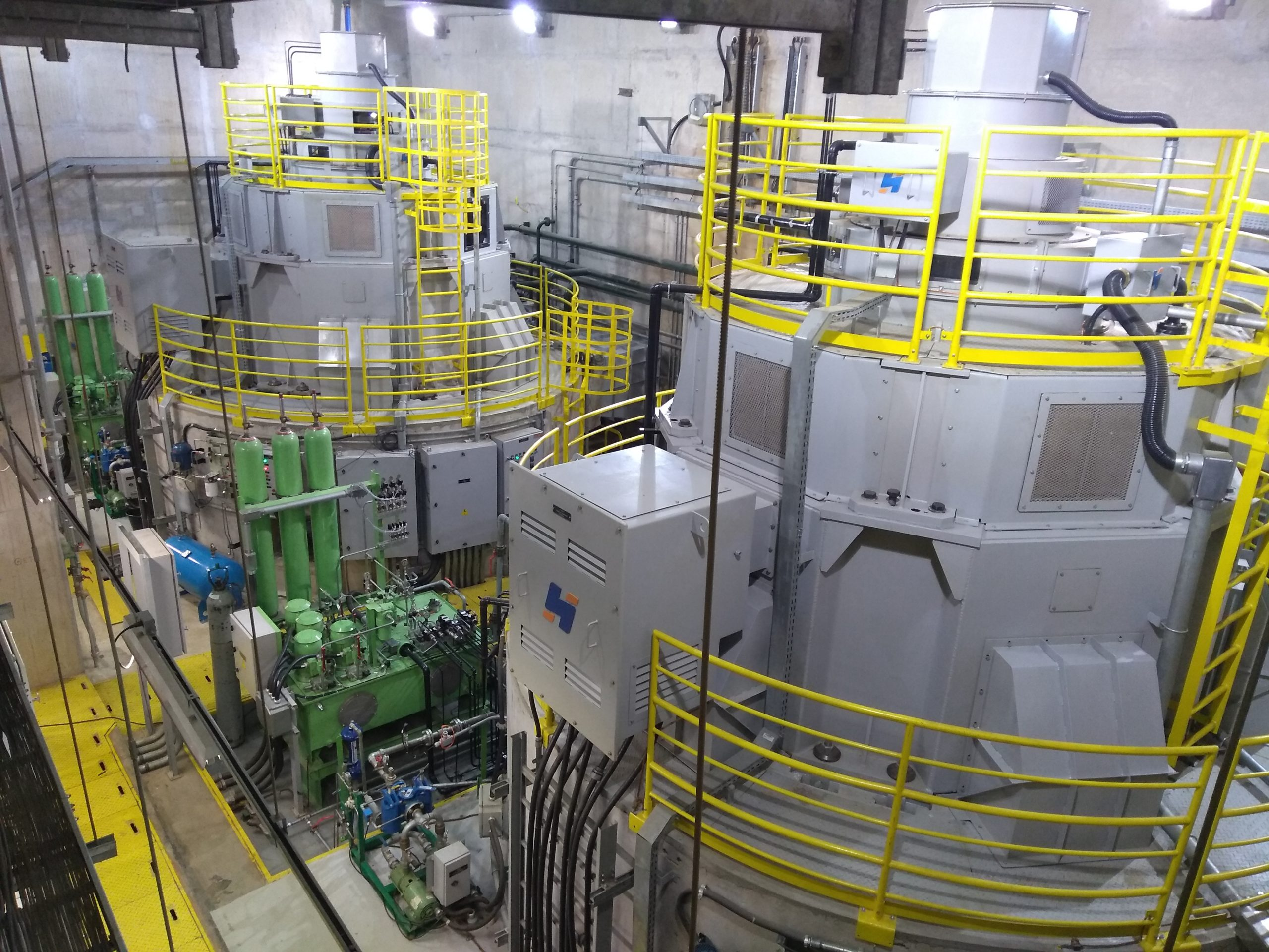 PCH com equipamentos Hidroenergia inicia operação em Minas Gerais
