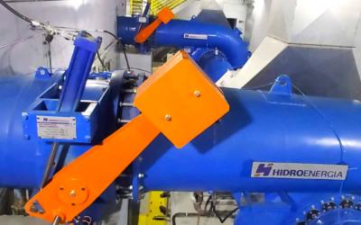 Hidrelétrica com equipamentos da Hidroenergia iniciará operação em MG